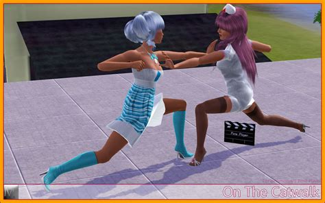Mod The Sims - Fight! - Poses