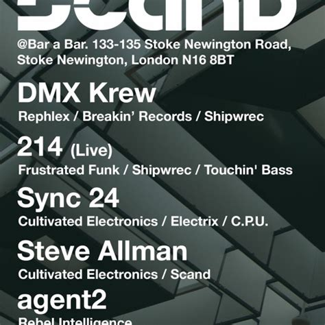 Steve Allman - Scand Party - 25 - 09 - 15 - Promo Mix by