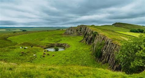 Walk Hadrian's Wall Path in 4 to 10 days — Contours