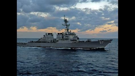 Guided-Missile Destroyers of U
