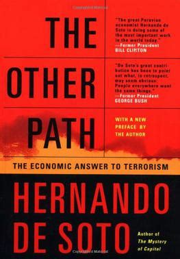 The Other Path: The Economic Answer to Terrorism - Wikipedia