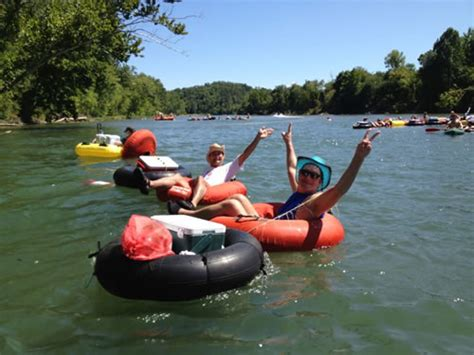 Tube Float Trips Current River : Tube Rentals Doniphan MO