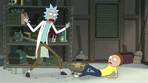 Rick and Morty is Back - Movie Time Guru