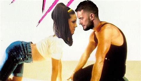 NXT's Finn Balor and Bayley Have The Time of Their Lives