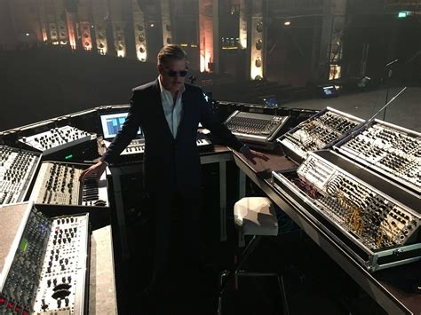 MATRIXSYNTH: Yello Performing Live with No Cables?