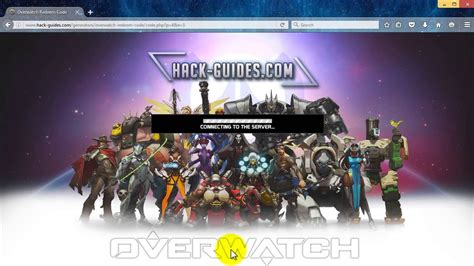 Leaked Overwatch Redeem code Generator Free for PS4 - Xbox