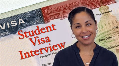 Tips for USA Student F1 Visa Interview - GrayLaw TV - YouTube