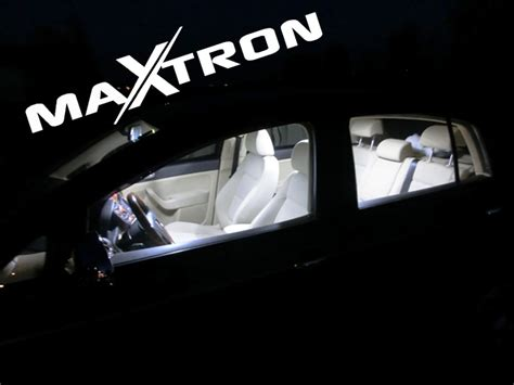 MaXtron® SMD LED Innenraumbeleuchtung Seat Leon 5F