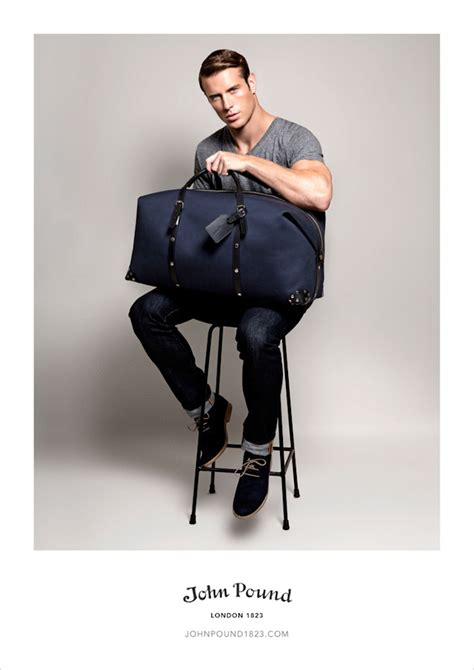 CAMPAIGN: Ryan Ball for John Pound Fall 2014 by