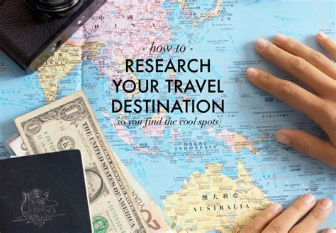 5 Steps for Researching Your Next Travel Destination (so