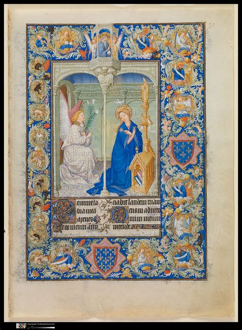 The Limbourg Brothers   The Belles Heures of Jean de