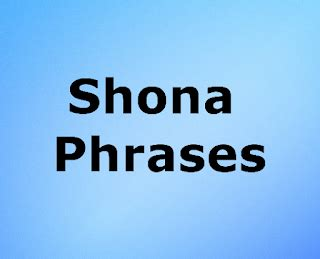 Zimbabwe Names: Learn Shona Phrases – Greetings, Questions